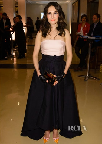 Carice-van-Houten-In-Christian-Dior-European-Film-Awards-2013