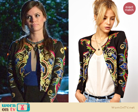 hart-of-dixie-fashion-asos-jacket-with-floral-embroidery-rachel-bilson