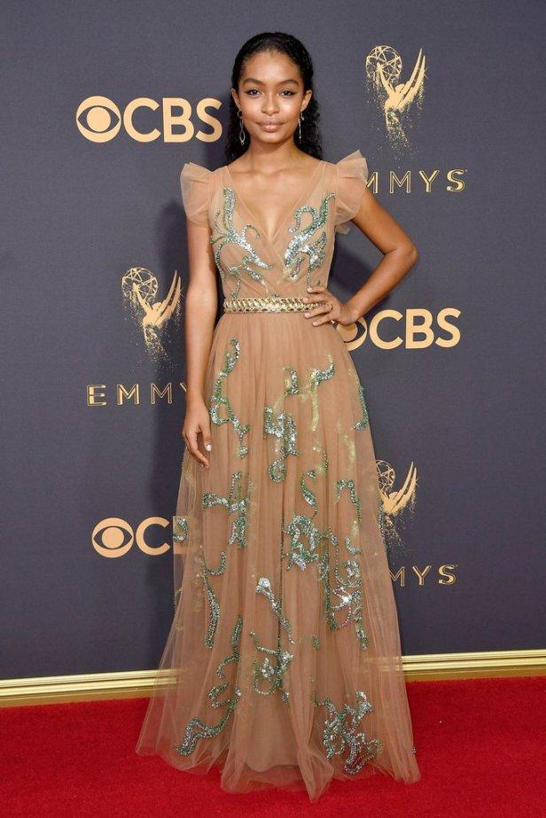 Yara-Shahidi-Prada-Dress-Emmys-2017